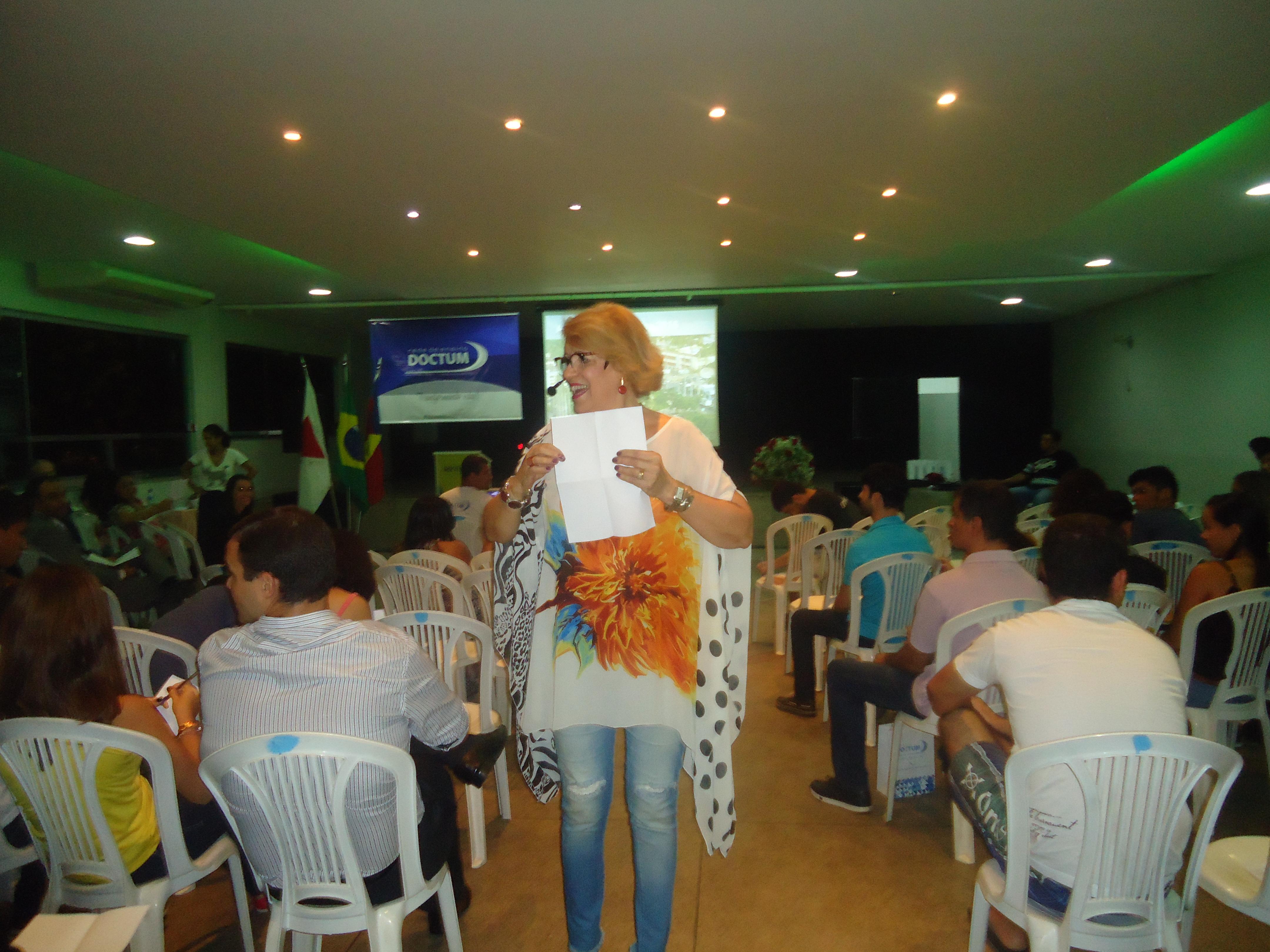 Doctum Caratinga promove Aula Inaugural