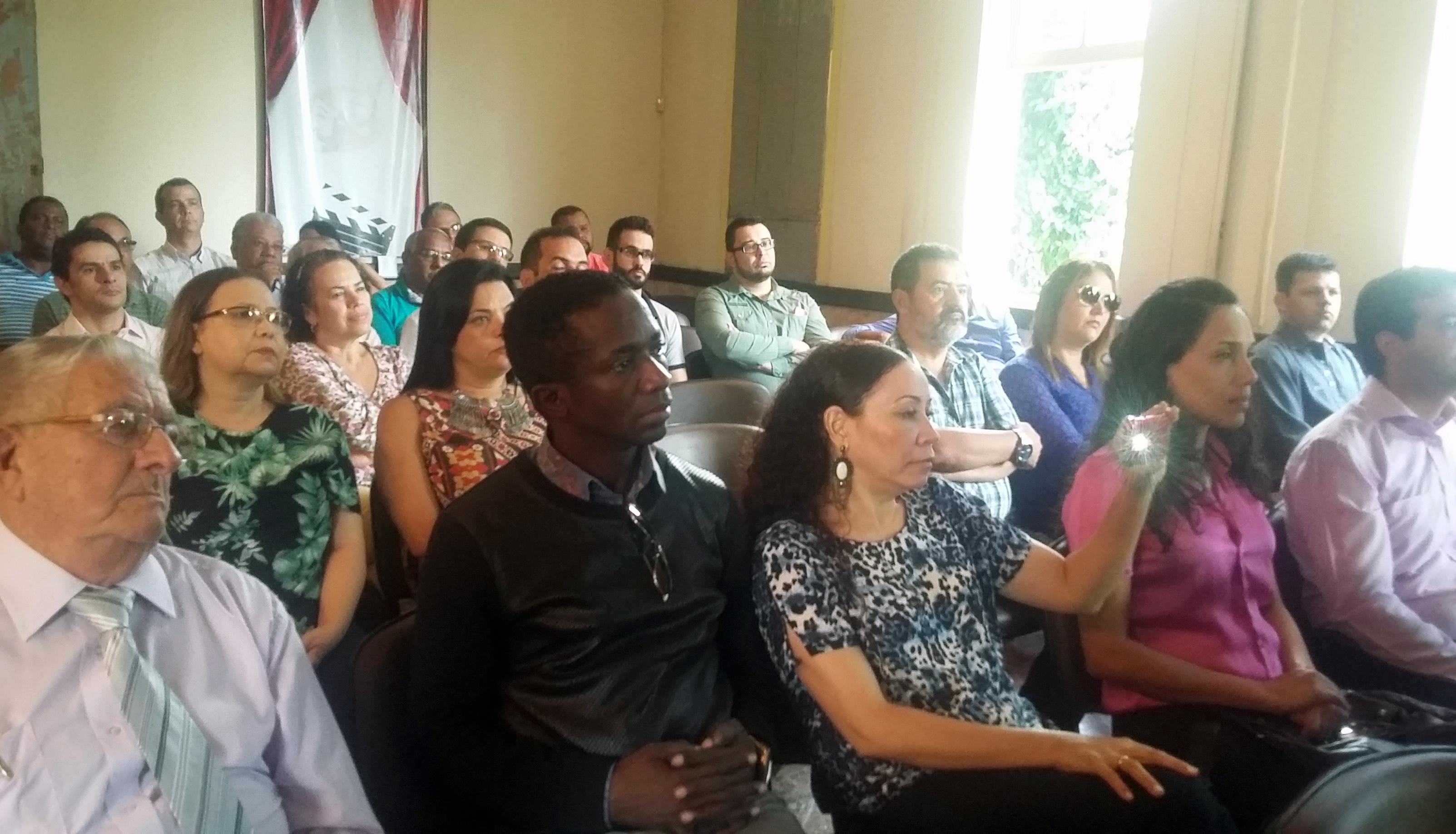 Projeto pedagógico da Faculdade de Teologia de Caratinga