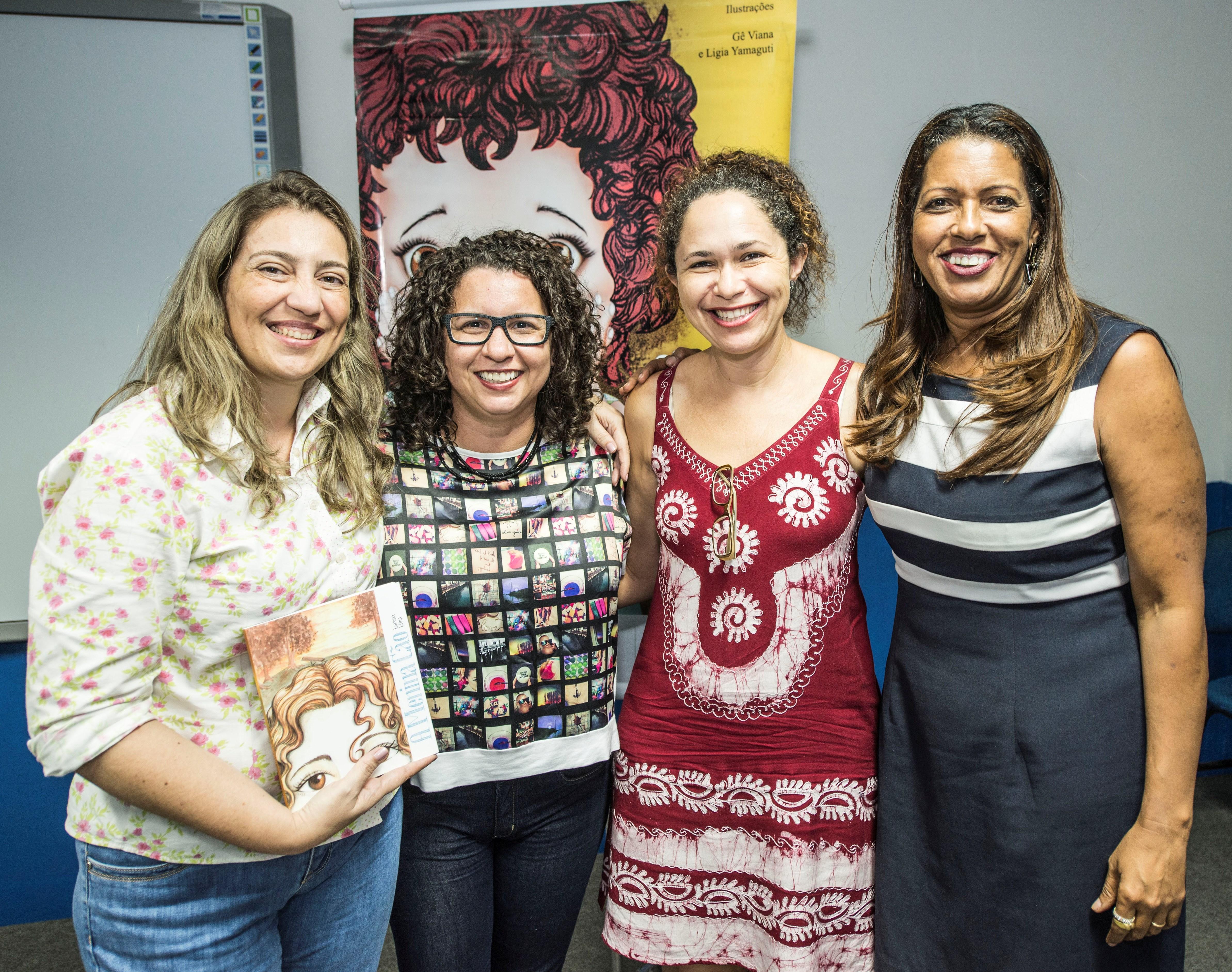 Encontro com Escritoras marca o Dia Nacional do Livro Infantil na Pedagogia na Doctum Serra