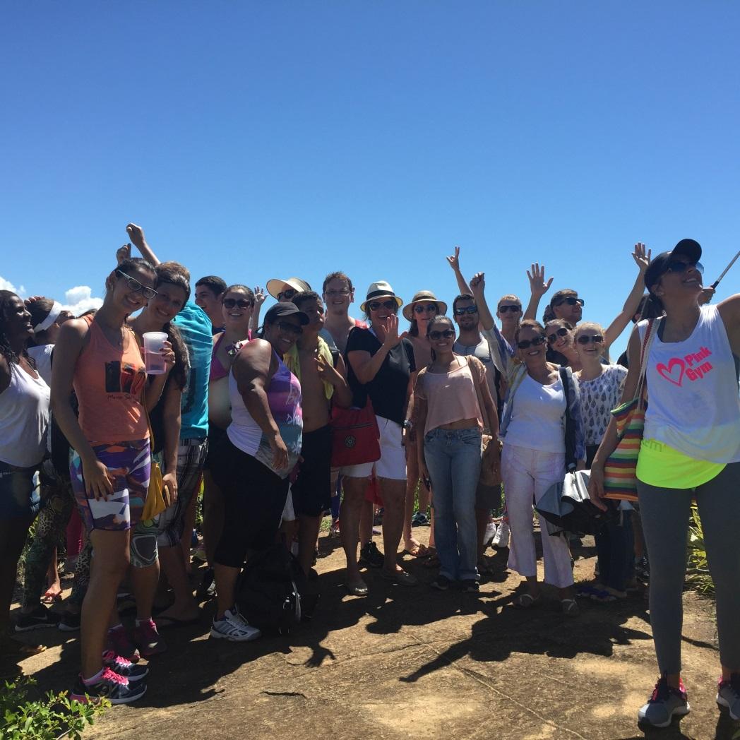 Alunos de Administração da Doctum Guarapari fazem visita técnica ao Parque Estadual Paulo Cezar Vinha