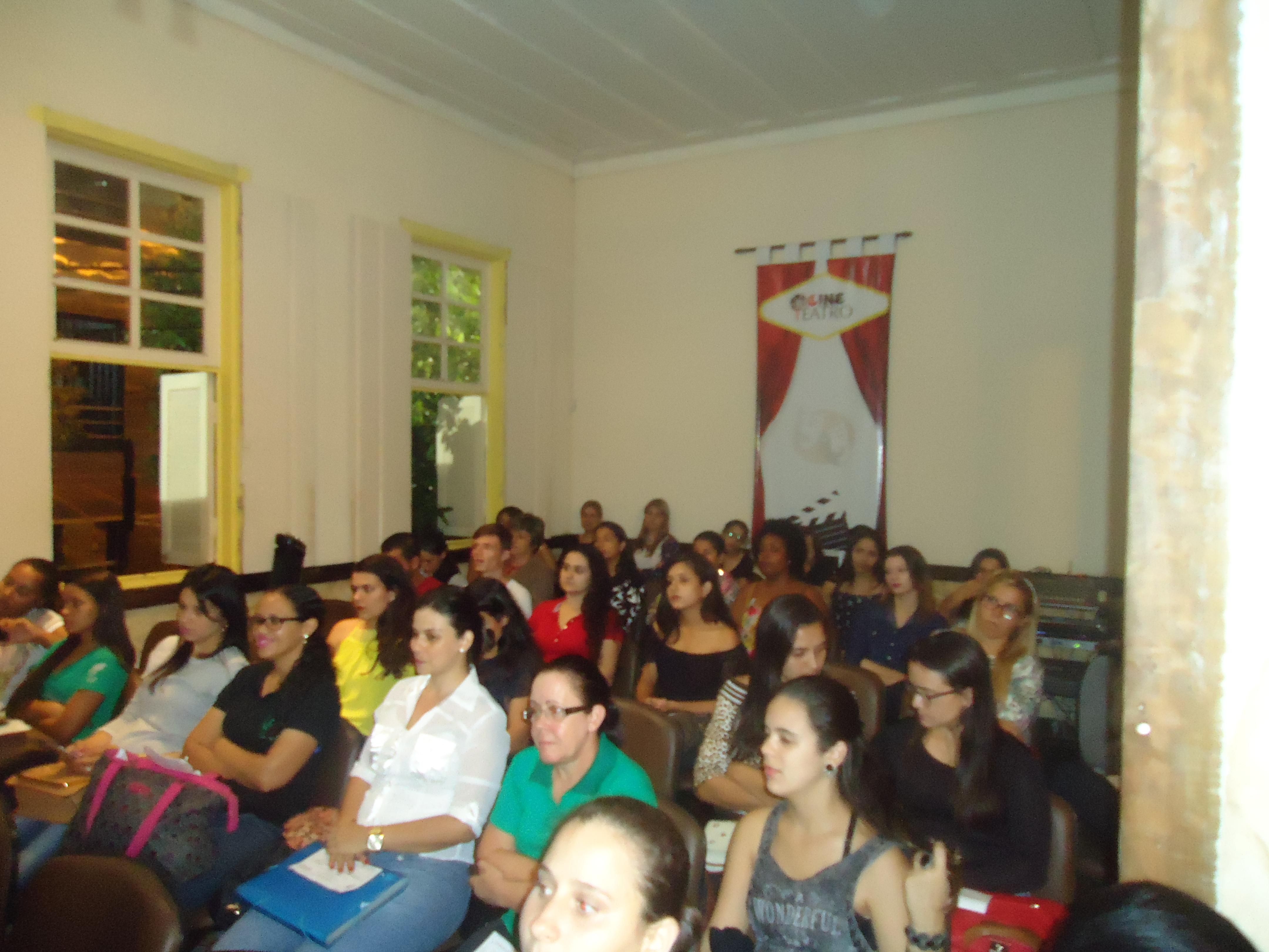 Alunos do curso de Serviço Social da FIC participam de evento em comemoração ao dia do Assistente Social