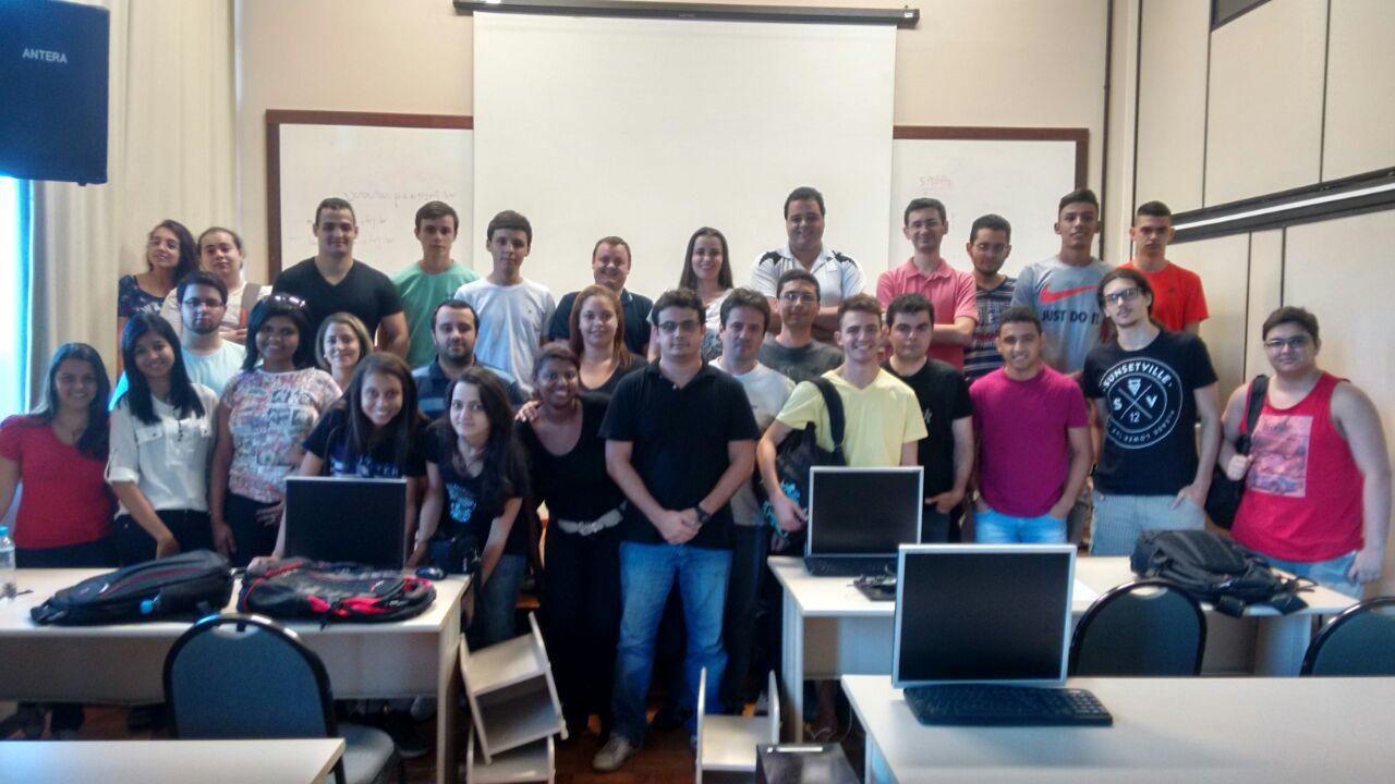 Experiência Doctum: Alunos de Sistemas de Informação realizam visita técnica na COPPE – UFRJ