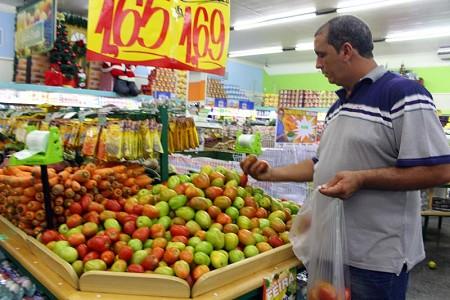 Cesta básica da classe média capixaba registra queda de 0,01% em abril
