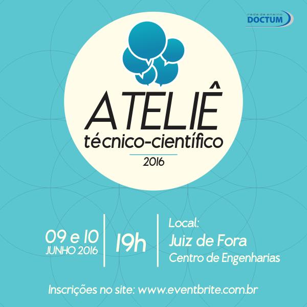 Doctum promove evento científico com palestras, minicursos e apresentações culturais