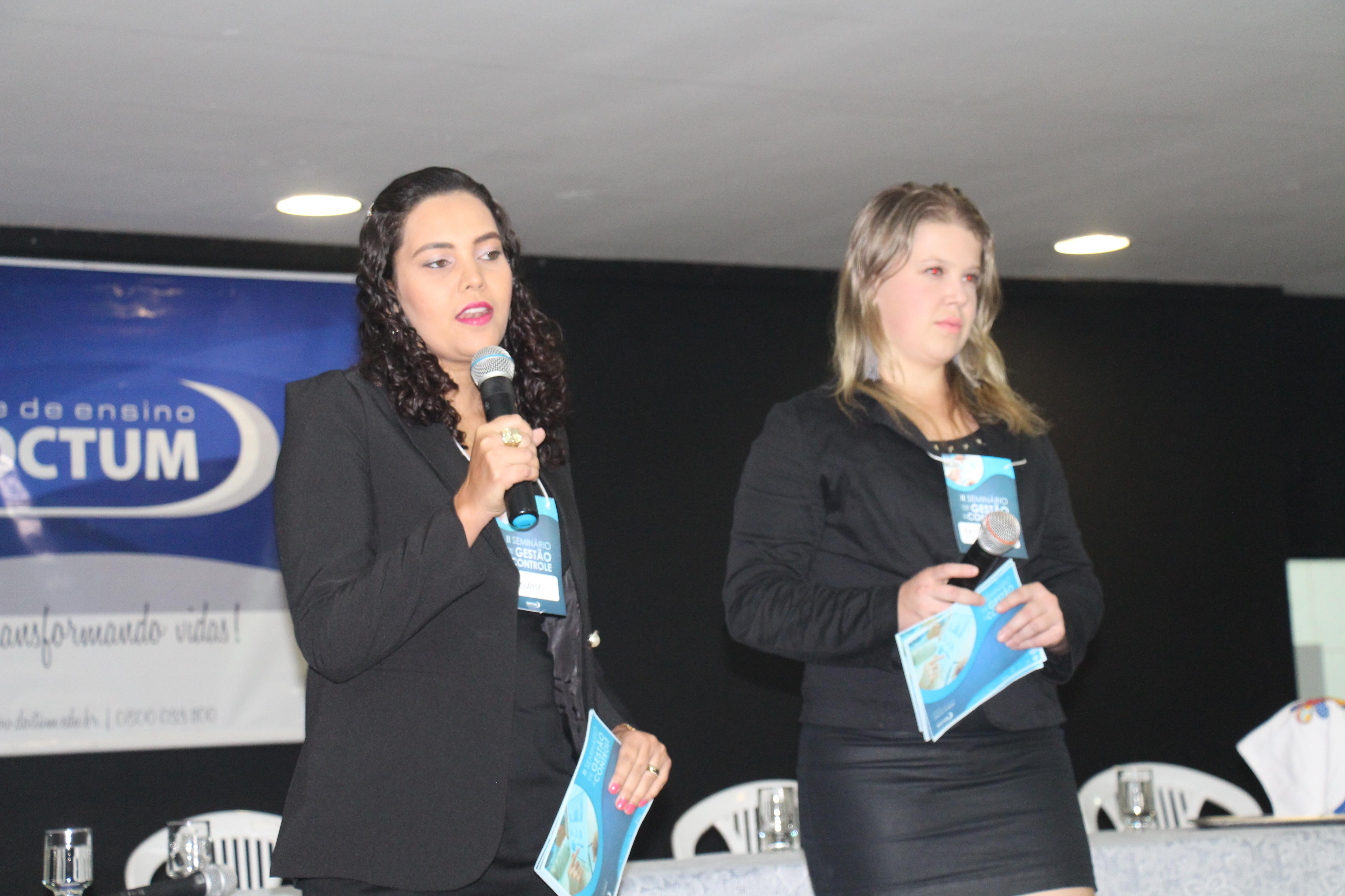 Acadêmicos de Ciências Contábeis participam de Seminário de Gestão e Controle