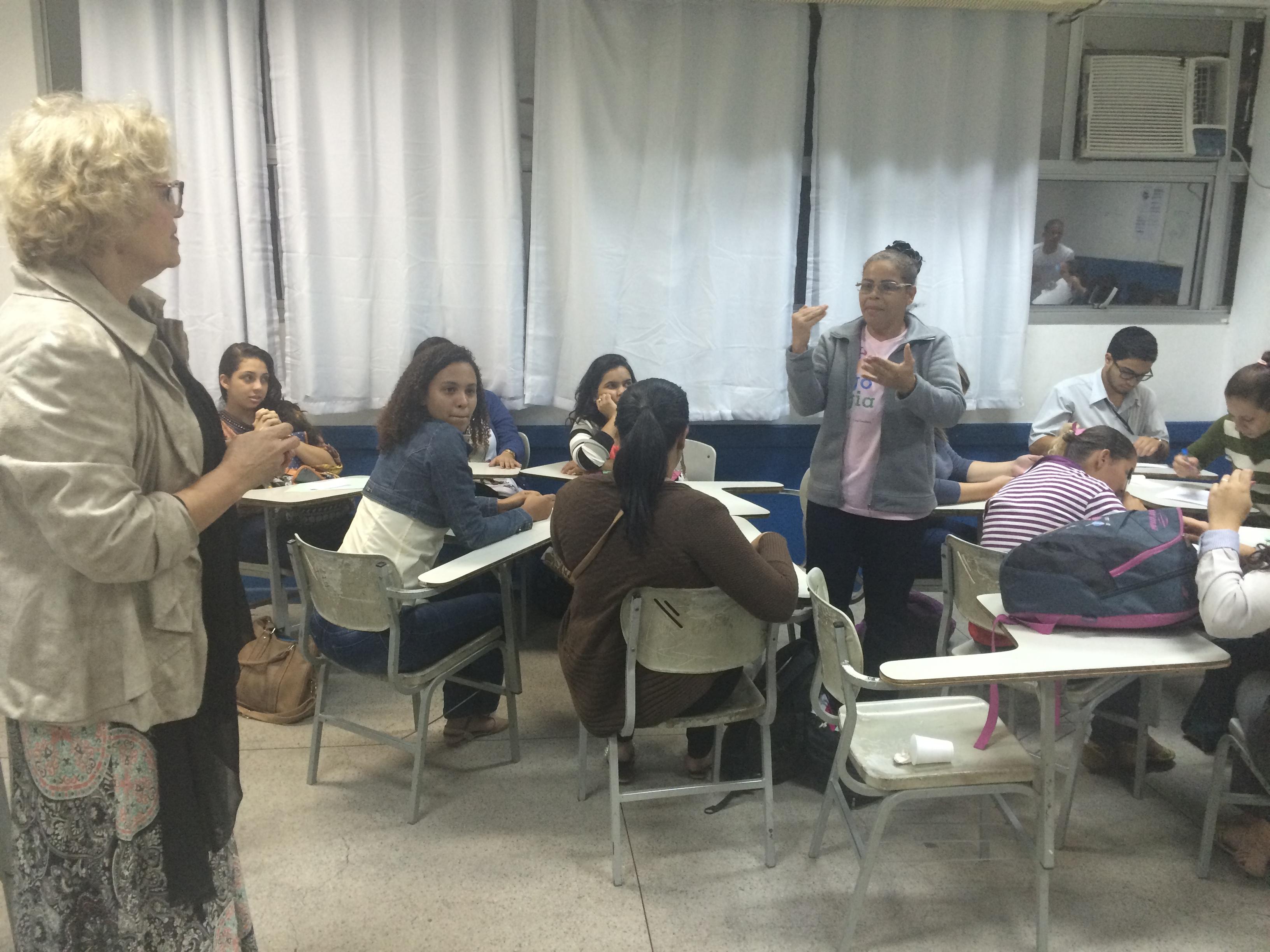Doctum Vitória promove oficina de Gestão de Carreira, Inovação e Empreendedorismo