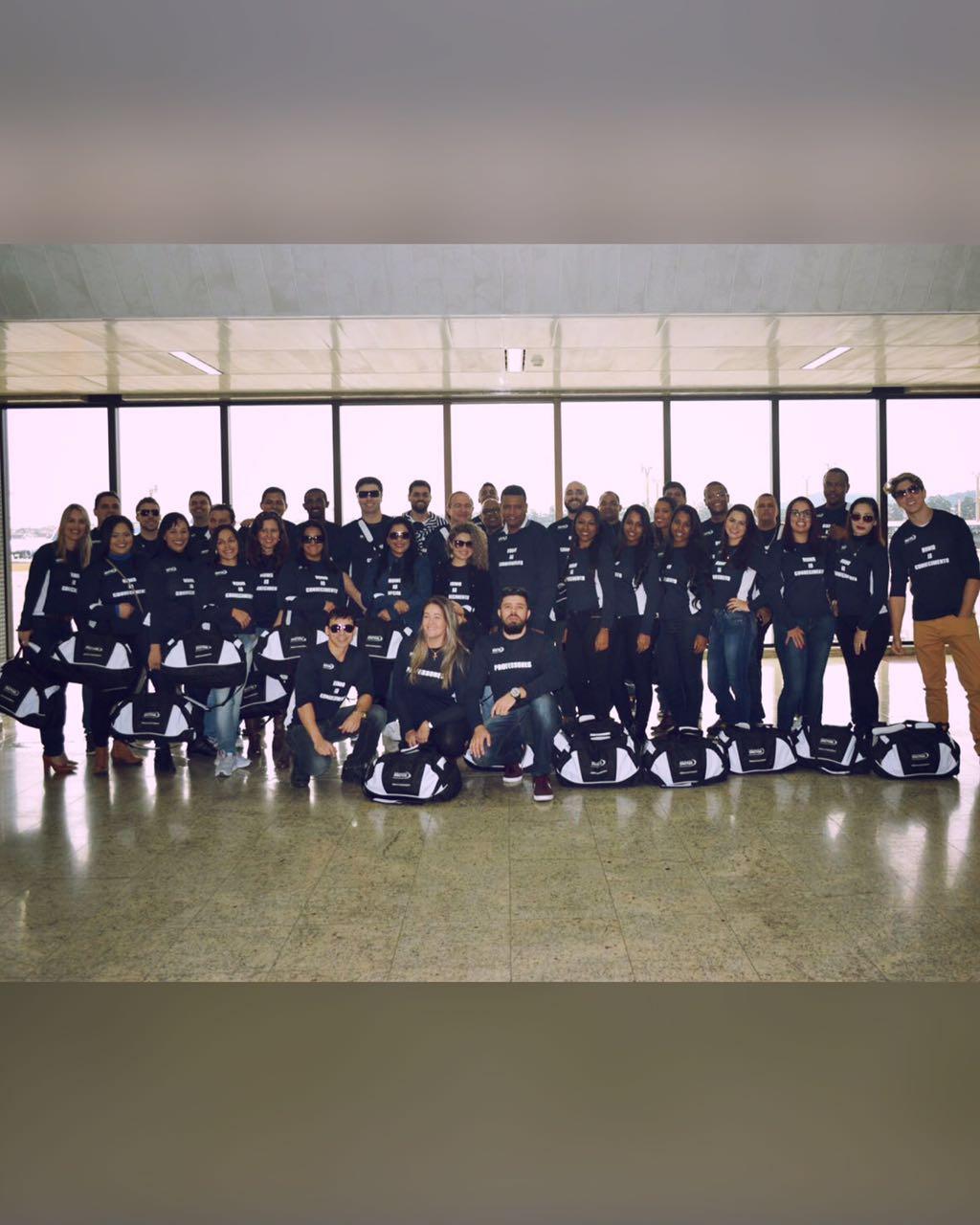 Alunos de Administração da Doctum Serra visitam a Fábrica da Tramontina, no Rio Grande do Sul