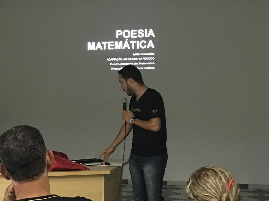 Acadêmicos do Campus de Ipatinga comemoram Dia da Matemática