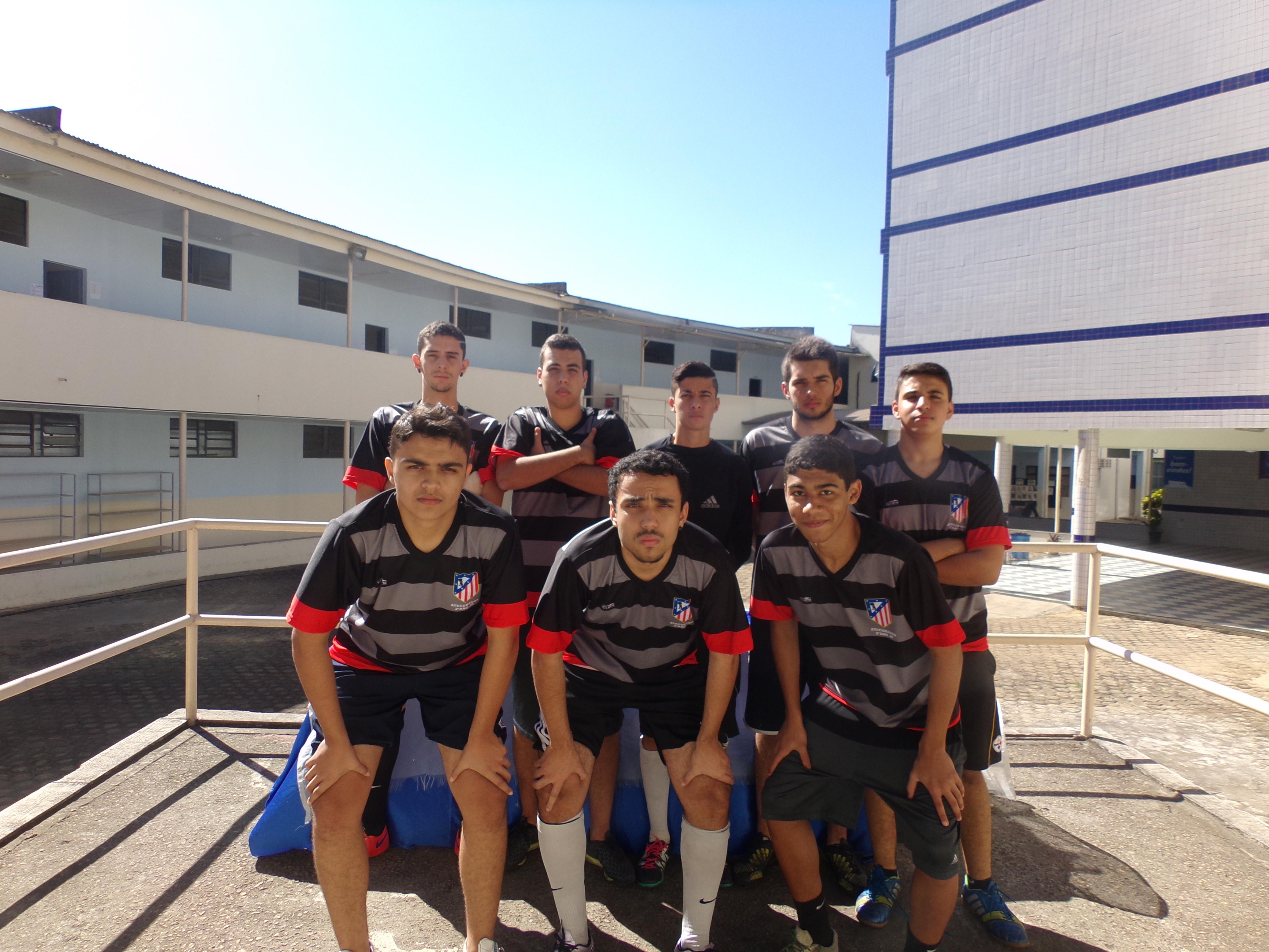 """Alunos da Escola Técnica JK, campus Ipatinga, participam do 1º Torneio de Inverno """"Driblando o Frio"""""""