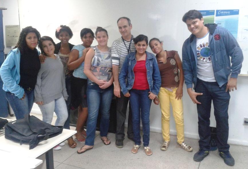 Doctum de Vitória promove curso de extensão para comunidade carente