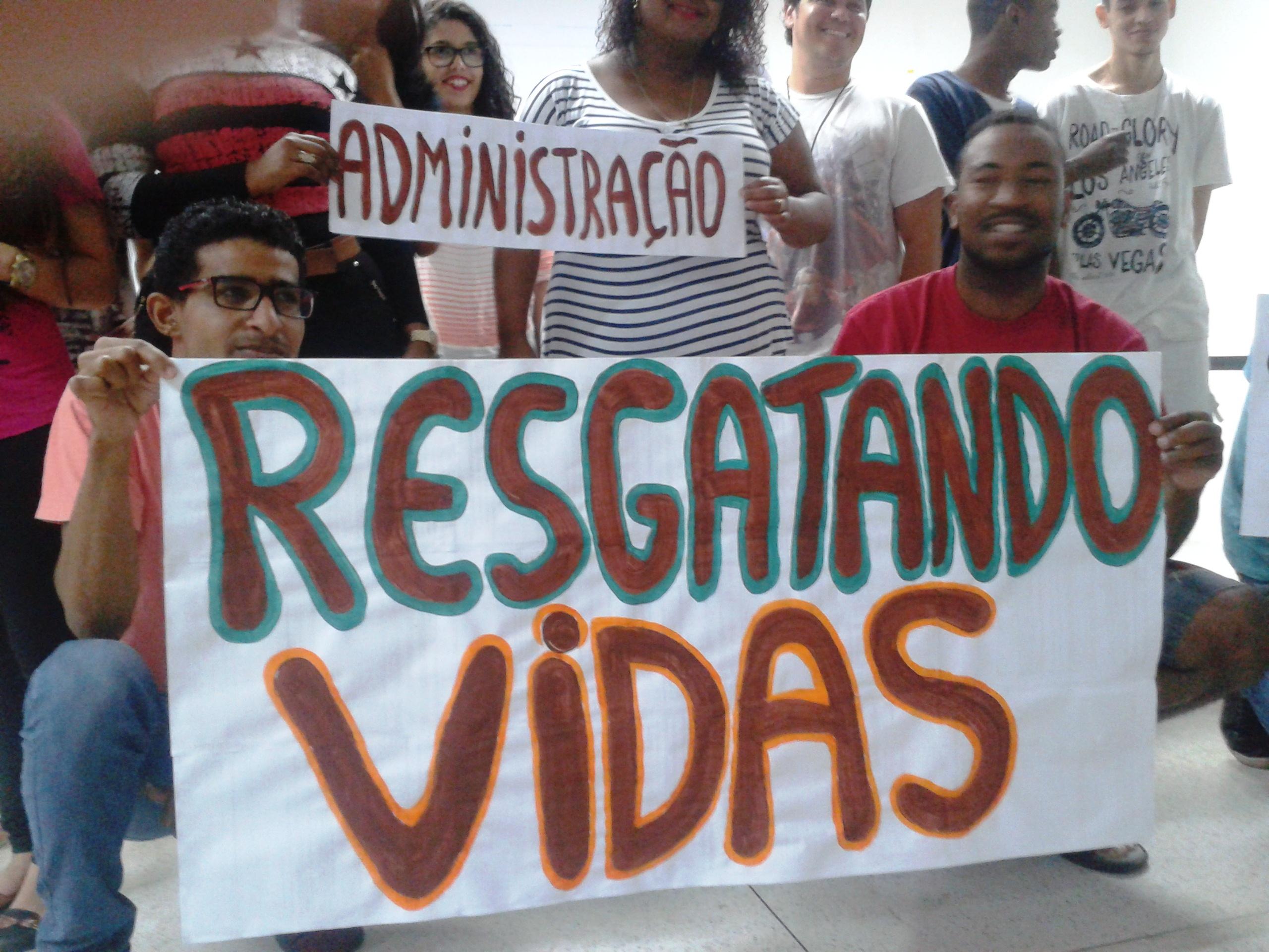 Doctum Vitória faz abertura do 13º Trote Solidário