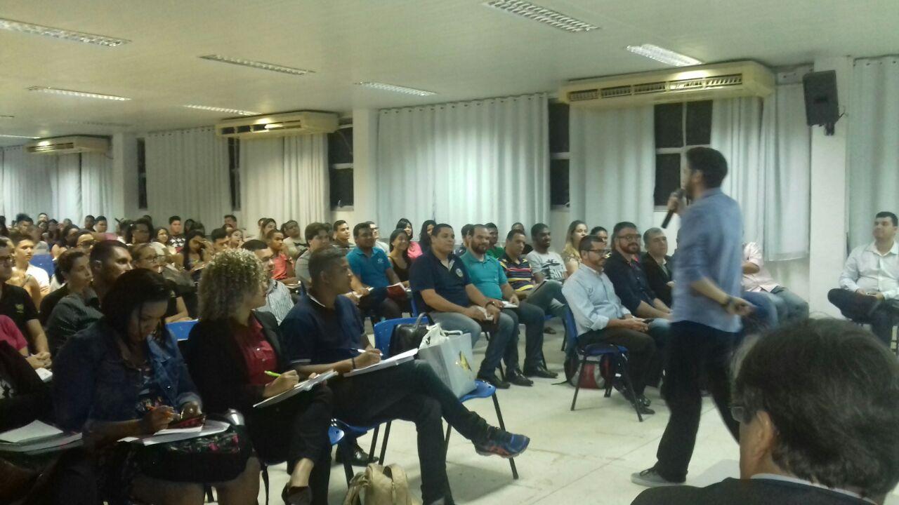 """Doctum Vitória realiza """"I Seminário de Empreendedorismo – Criando um Ambiente de Inovação"""""""