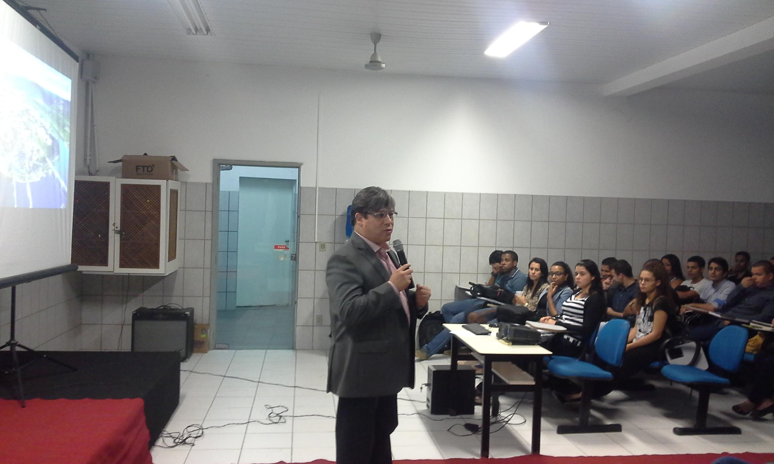 Cidades Inteligentes e Humanas: alunos de Vila Velha participam da 2º etapa de seminário