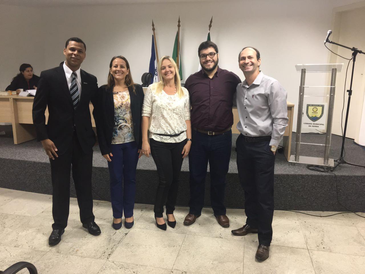 Alunos de Direito realizam a VII edição do Júri Simulado na Unidade Serra