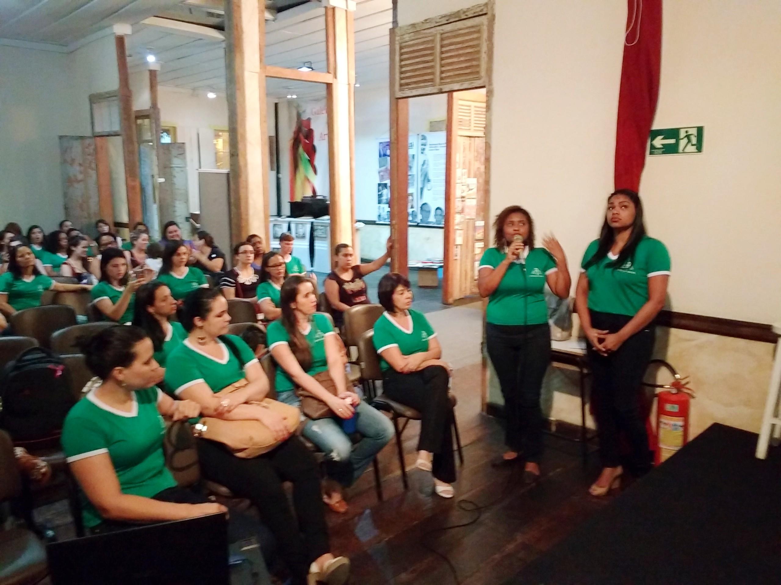 Curso de Serviço Social realiza Seminário de Prática