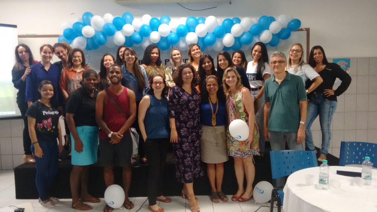 Doctum Vila Velha realiza 1ª Semana Pedagógica com apresentações e palestras