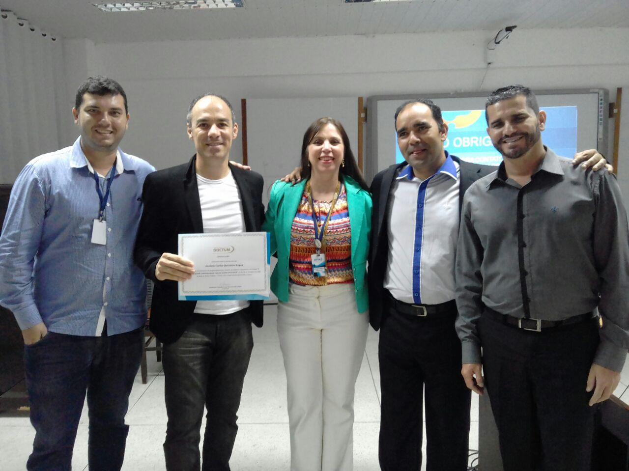 Alunos de Administração da Doctum Vitória participam do II Seminário de Empreendedorismo