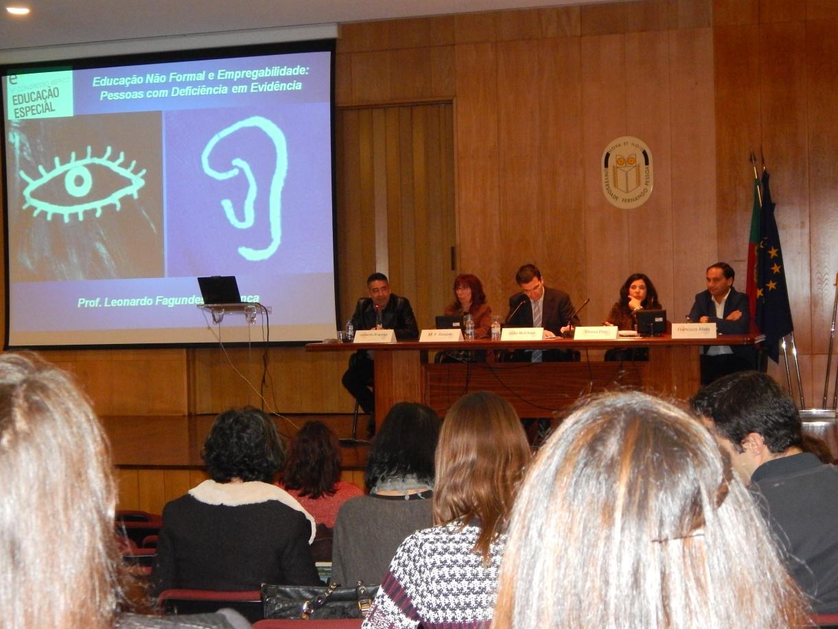 Professor da Doctum Serra participa do 5º Congresso Ibérico Educação Especial