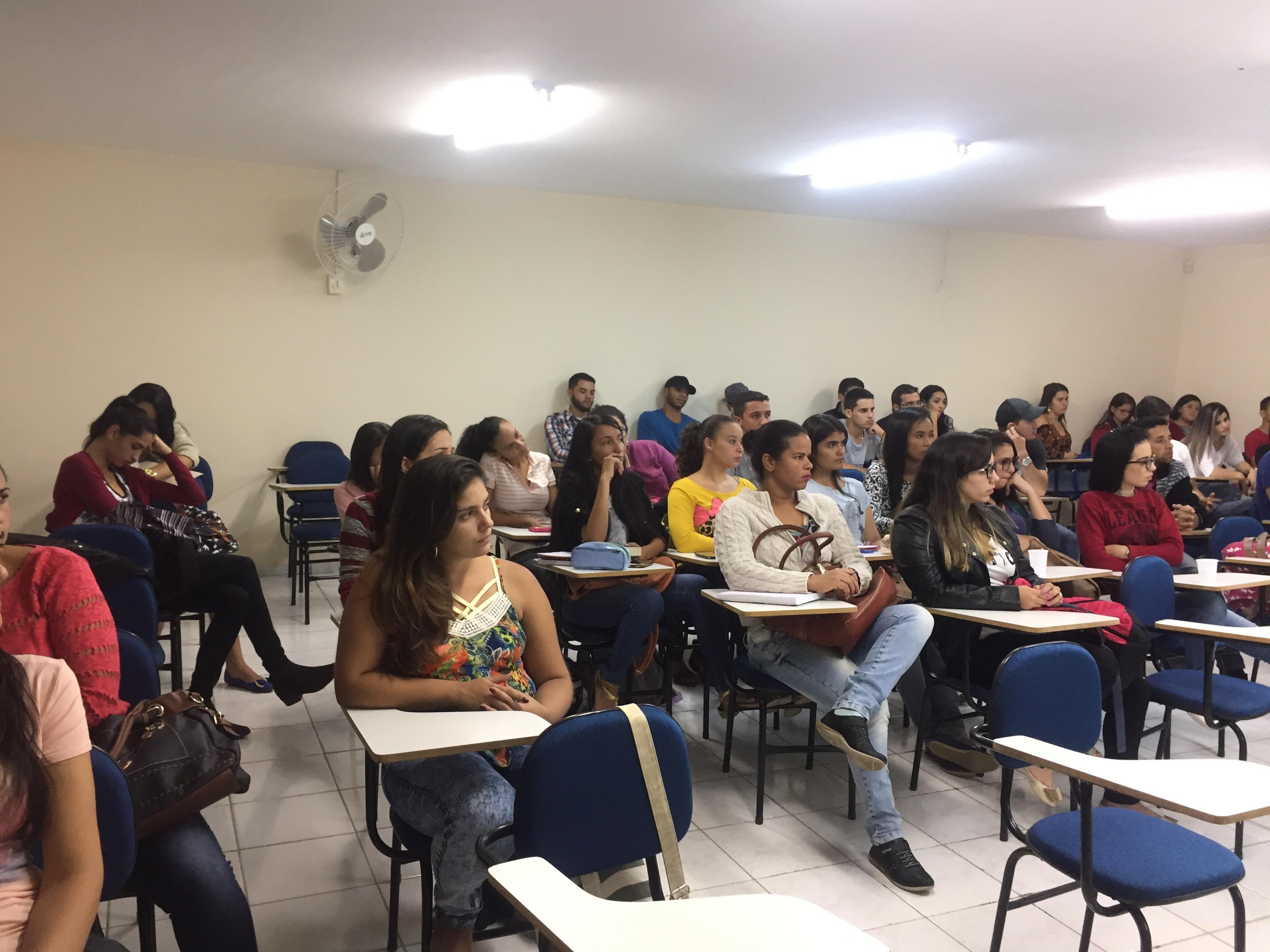 Doctum Iúna realiza Seminário da CPA para calouros dos cursos de Administração e Pedagogia
