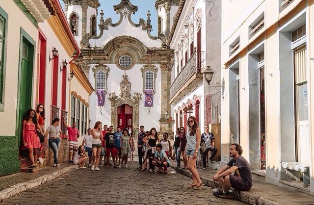 Viagem Técnica à Tiradentes e São João del Rei reúne alunos do 1º período de Arquitetura e Urbanismo de Juiz de Fora