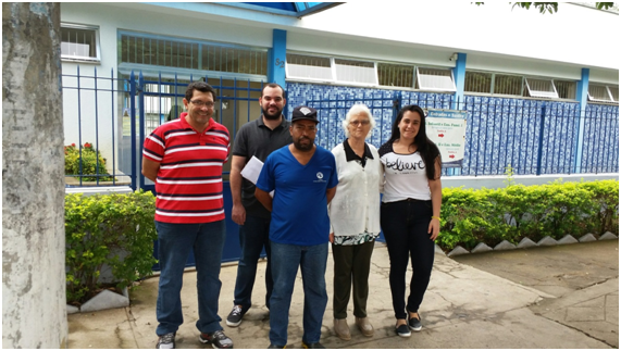 Parceria entre Doctum Cataguases e Colégio resulta em projeto de acessibilidade