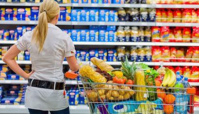 Segundo pesquisadores da Doctum, custo da cesta básica da classe média de Caratinga registrou alta de 0,36% em maio