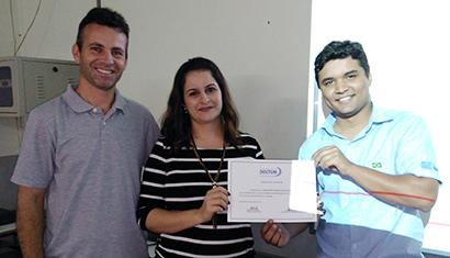 """Alunos de Sistemas de Informação, campus Ipatinga, participam de palestra com tema """"Ferramentas da Qualidade"""""""