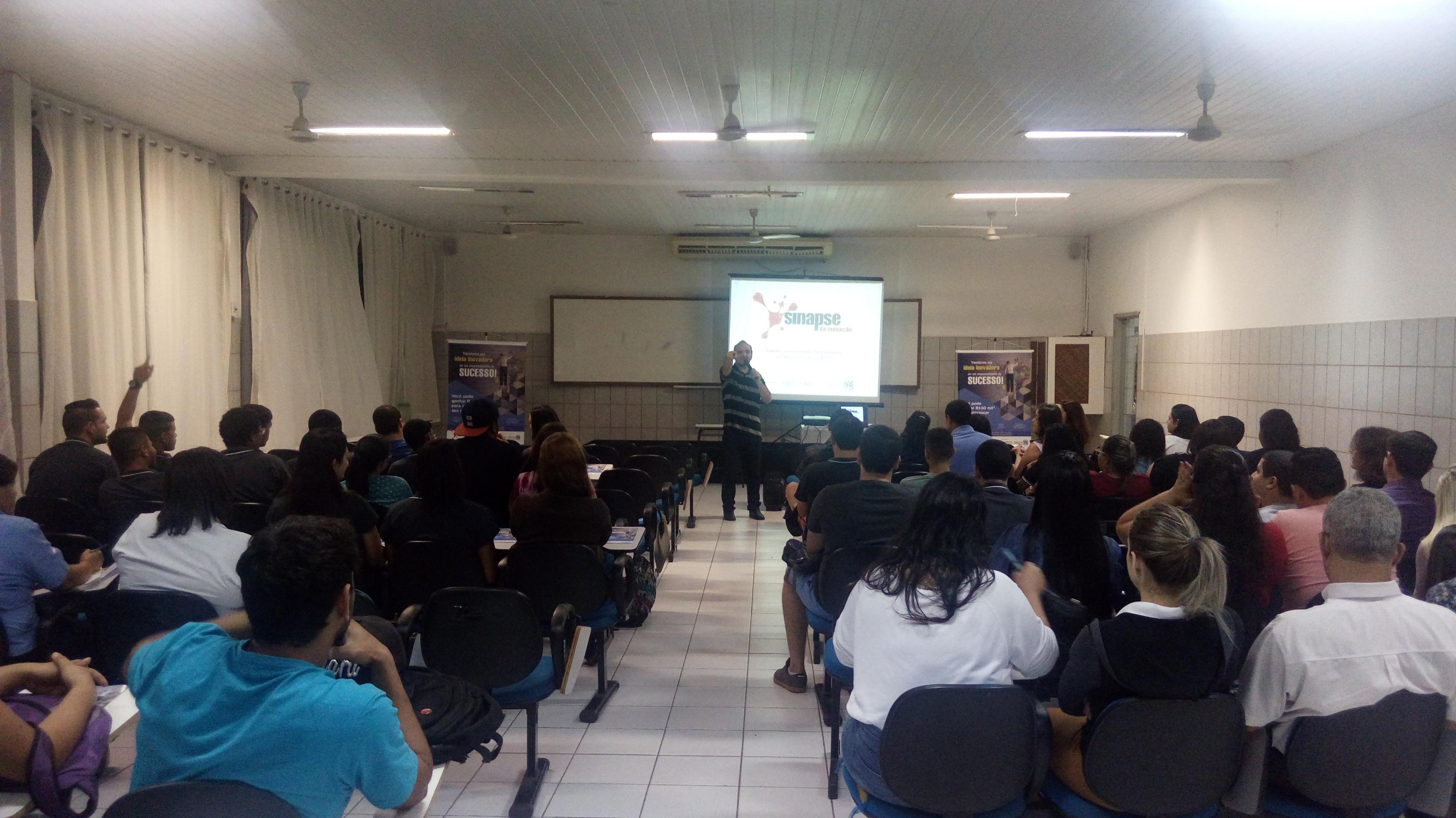 Palestra do programa Sinapse da Inovação – ES acontece em Vila Velha