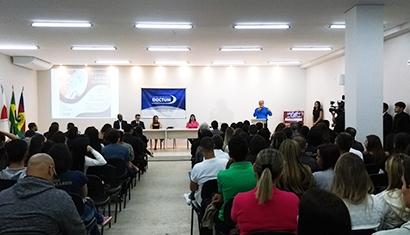 III Seminário de Gestão e Controle é apresentado na Doctum Caratinga