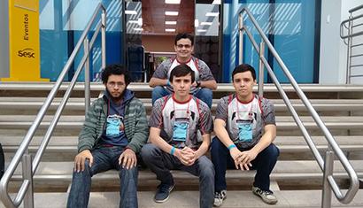 Acadêmicos de Cataguases participam da Maratona Mineira de Programação