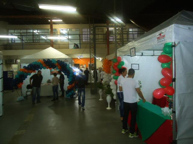 Empreendedorismo e inovação marcam a Feira de Negócios em Leopoldina