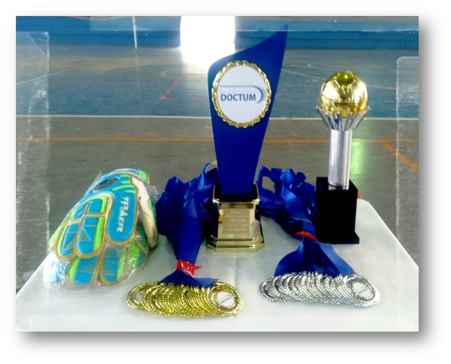 Copa Intercursos é realizada com sucesso na Faculdade Doctum Serra (ES)