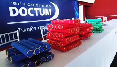 Unidades em festa: Confira a cobertura das colações de grau de agosto realizadas em MG e no ES