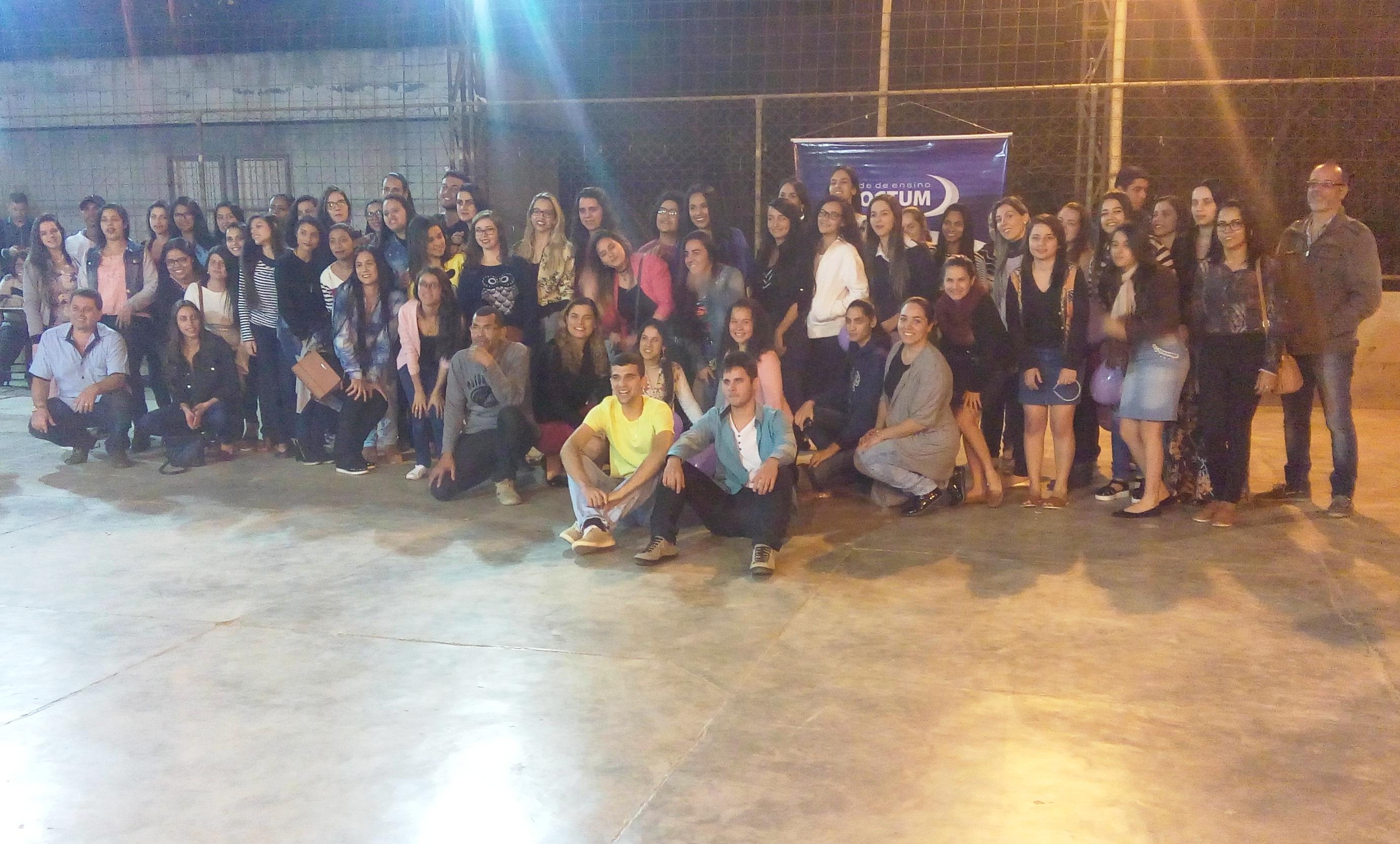 Doctum Iúna realiza Calourada Esportiva para novos alunos