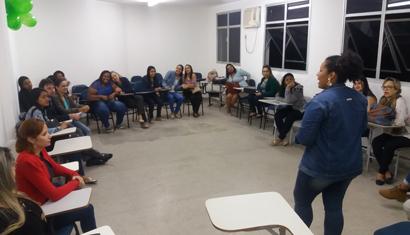 Professores e alunos promovem a Semana da Psicologia em Serra
