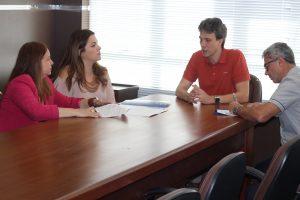 Convênio entre entidades comerciais e Doctum foi celebrado na manhã de quarta-feira (6)