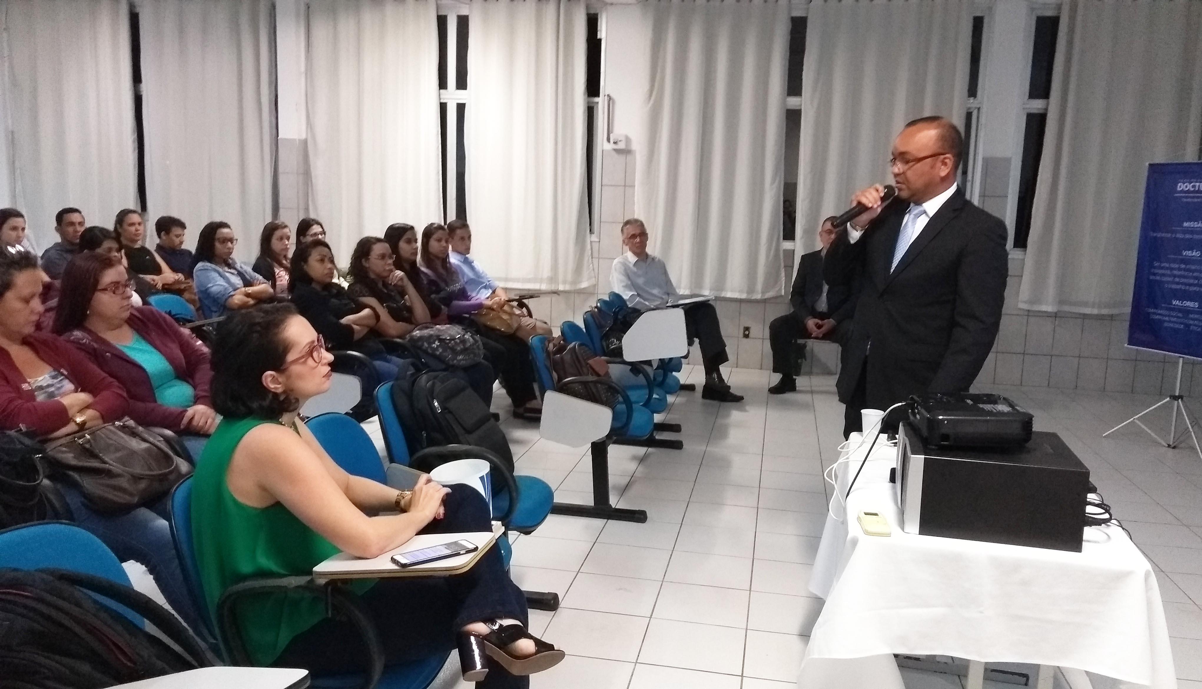 Doctum Vila Velha comemora o Dia do Administrador com cases de sucesso