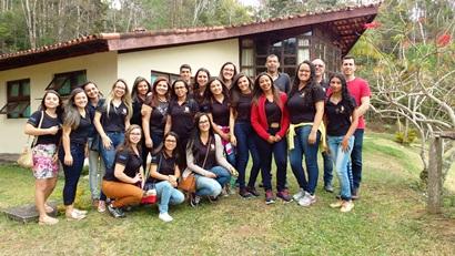 Turma de Pedagogia de Iúna visitou Centro de Desenvolvimento Sustentável