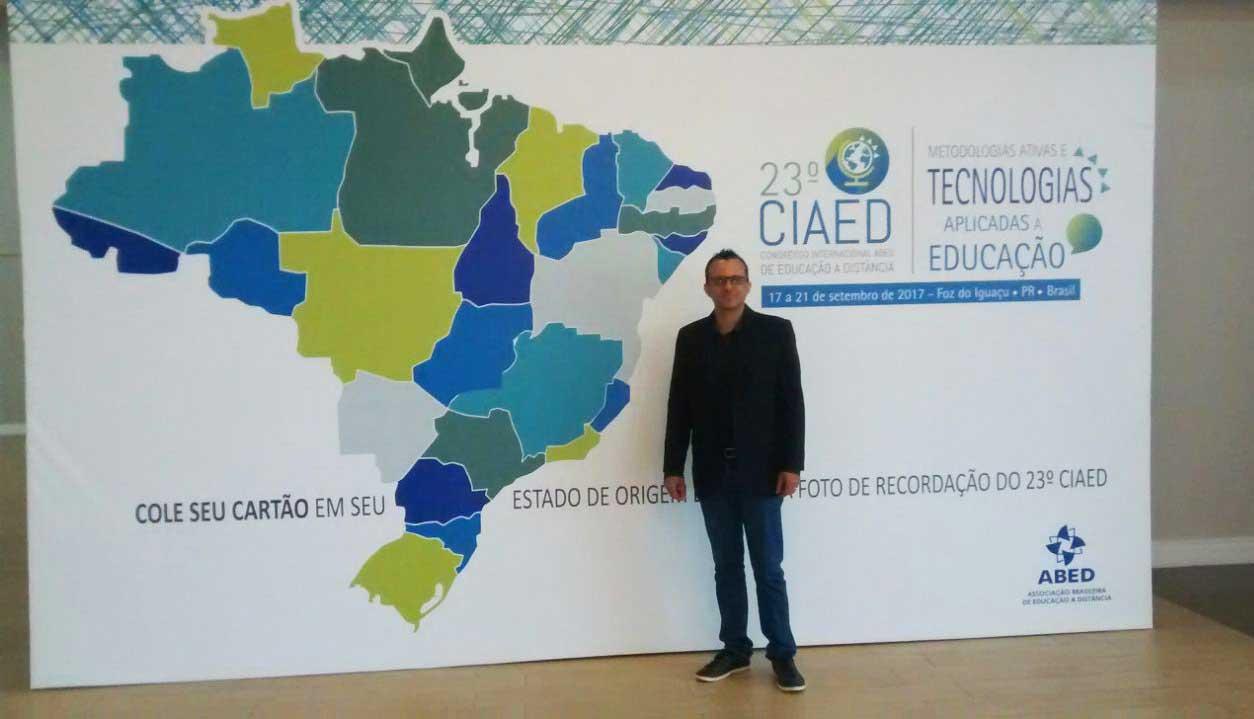 Doctum Cataguases presente em congresso internacional de pesquisa