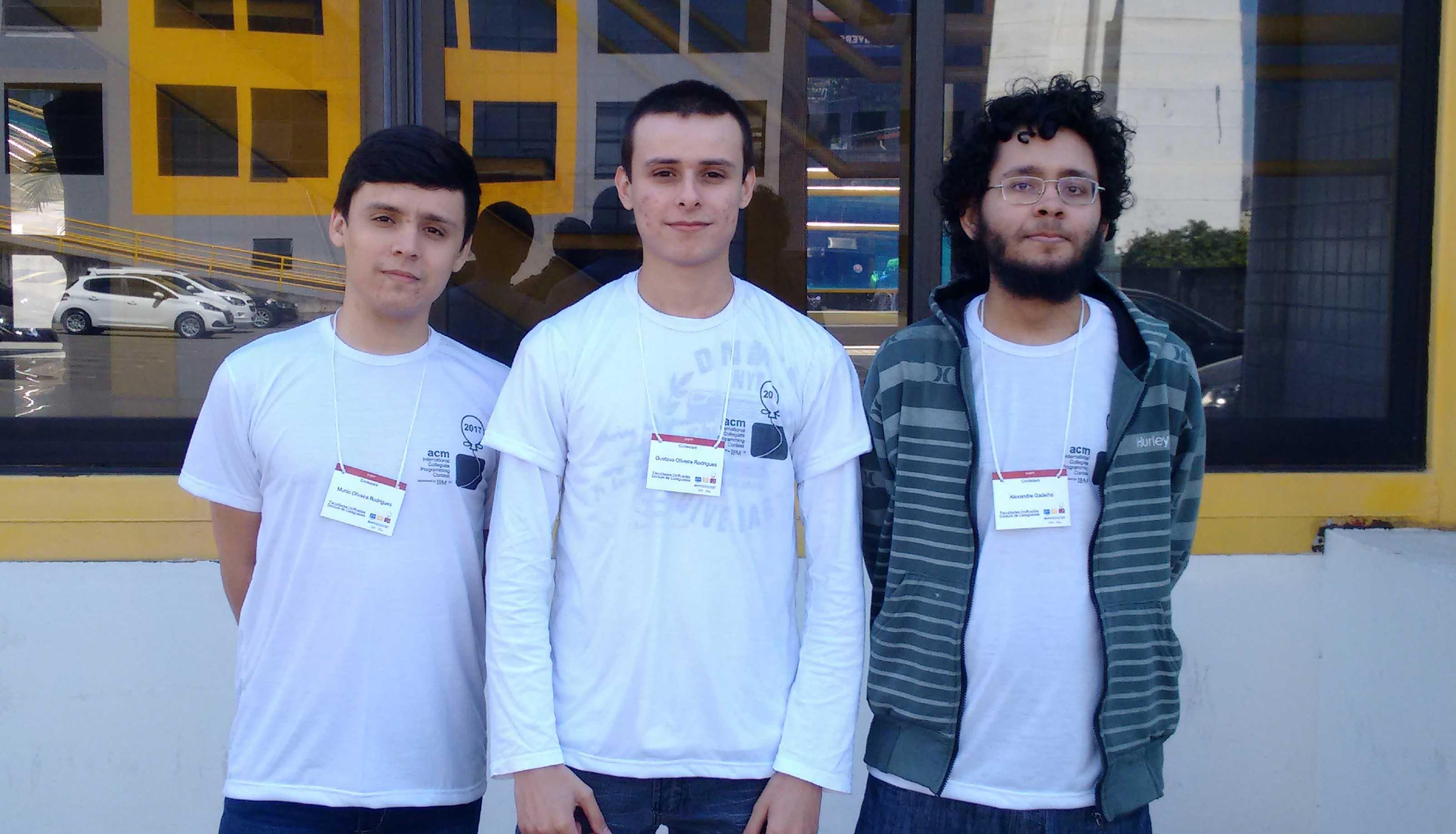 Estudantes de Cataguases participam da Maratona Nacional de Programação