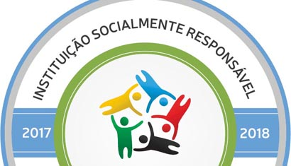 Unidades são certificadas com o Selo Instituição Socialmente Responsável
