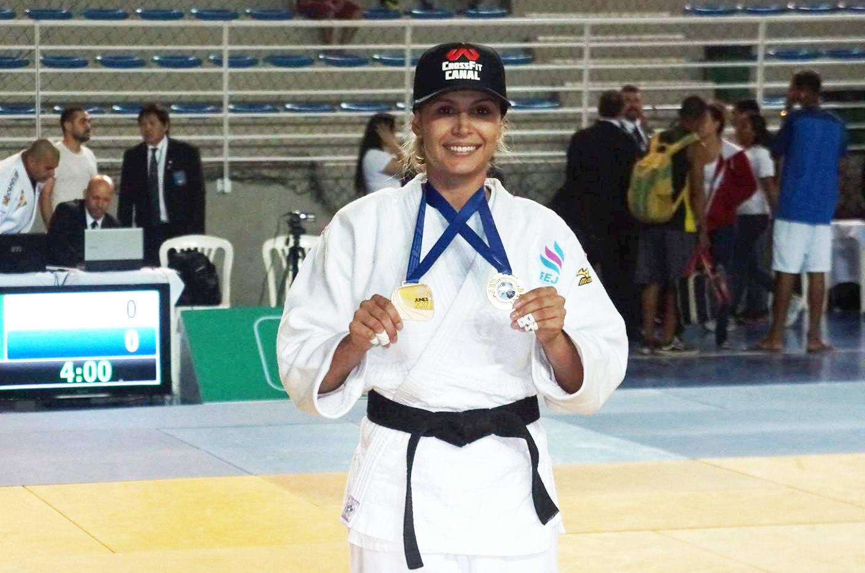 Judoca da Doctum fará seletiva para defender o Brasil nas Olimpíadas