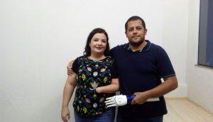 Jailton e Fernanda