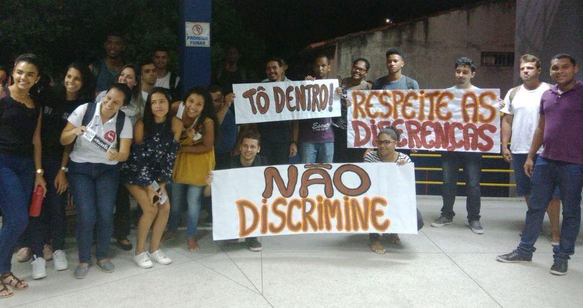 Respeito à diversidade foi tema de Trote Solidário da Doctum Vitória
