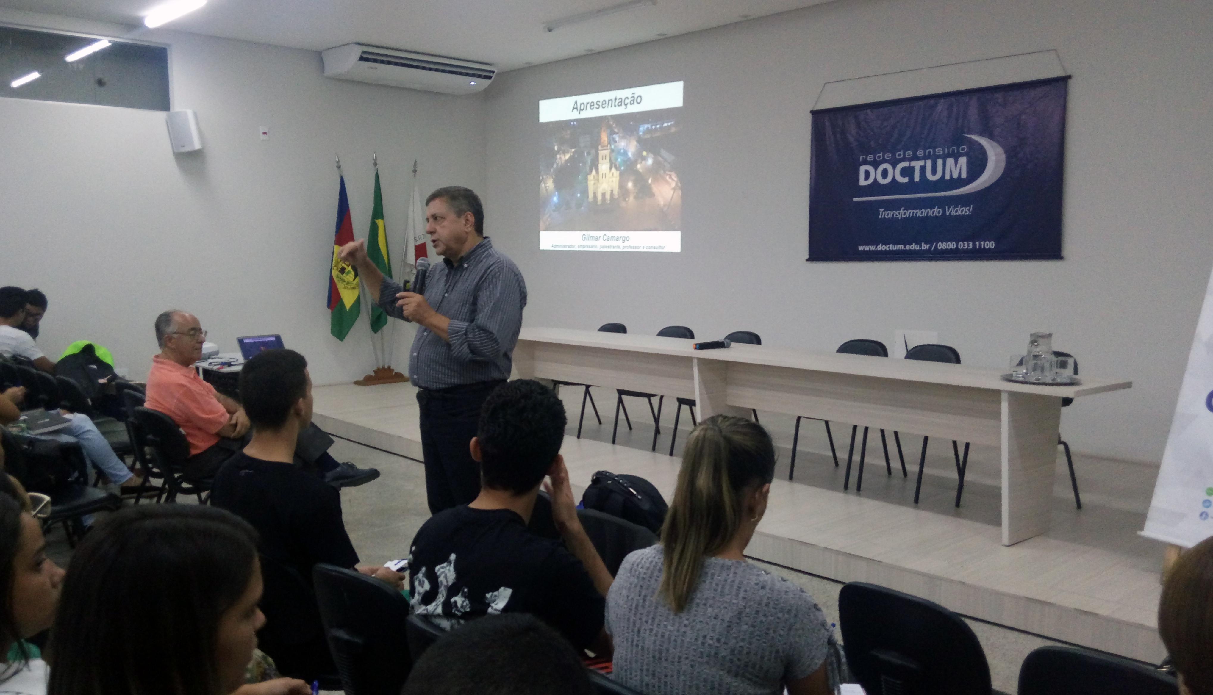Doctum Caratinga é sede do Circuito Mineiro de Administração