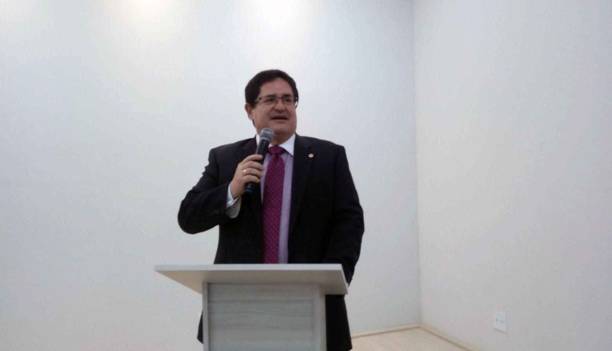 Curso de Direito promove aula inaugural em Caratinga