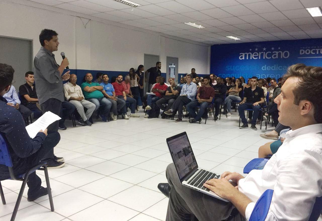 Serra realiza debate sobre transformações para 2018