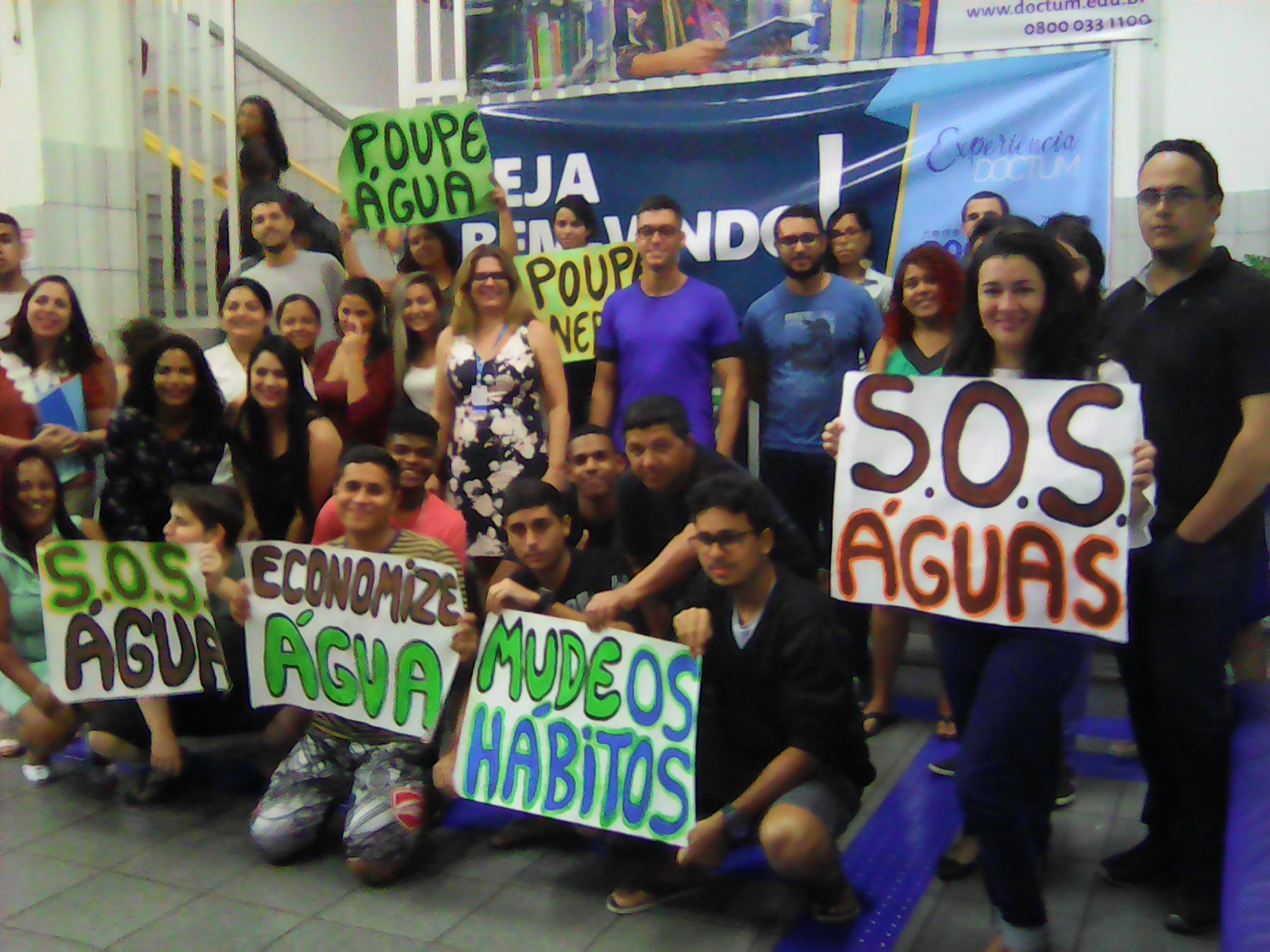 89e058b28 Doctum Cataguases realiza com sucesso a campanha solidária de ...