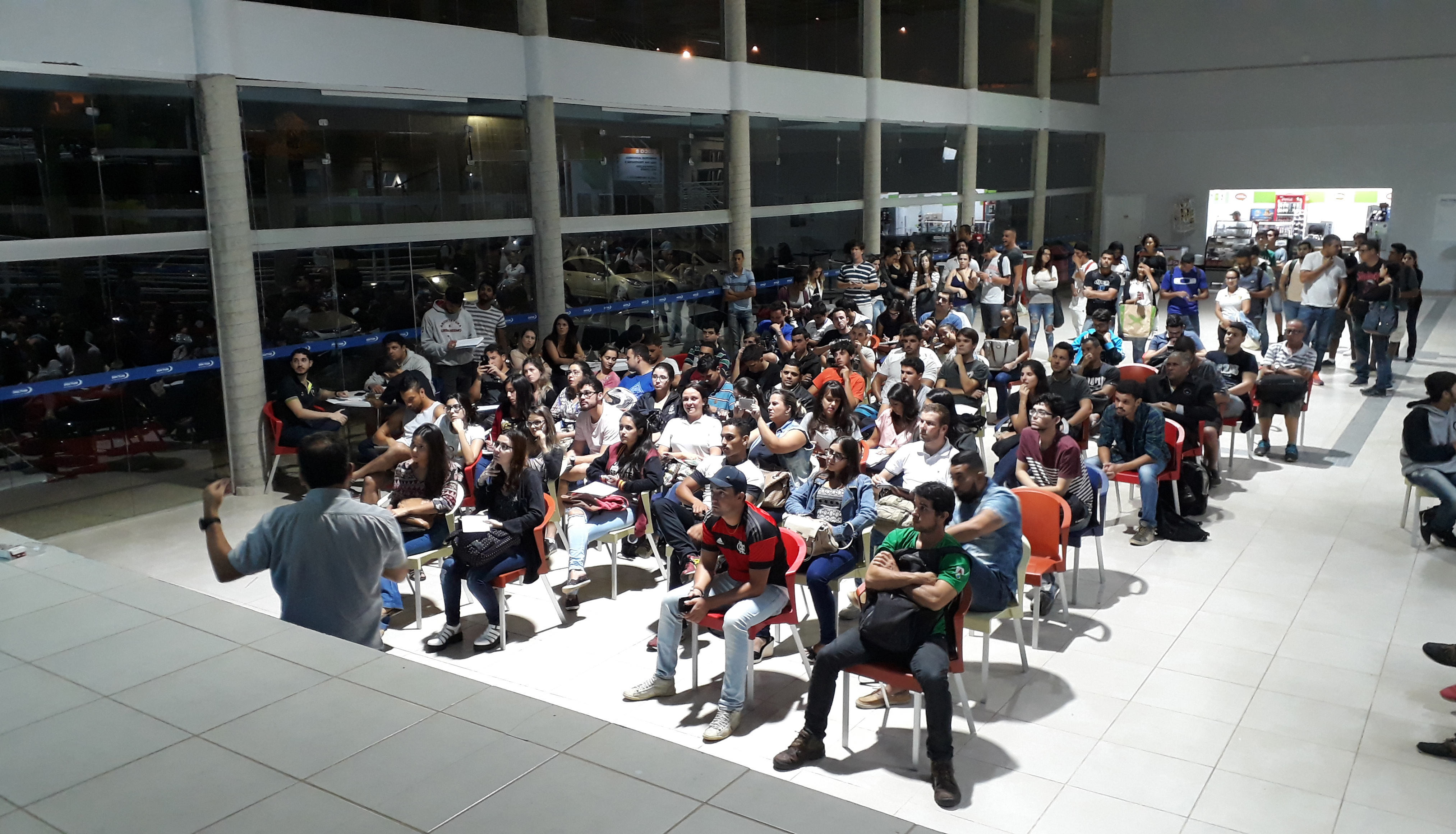 Despoluição e controle do Rio Paraibuna é tema de palestra na Doctum Juiz de Fora