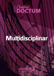 Multidisciplinar: todas as áreas do conhecimento